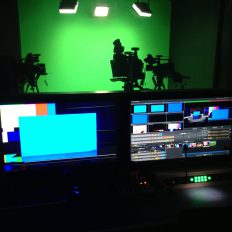 Haven High Academy TV Studio