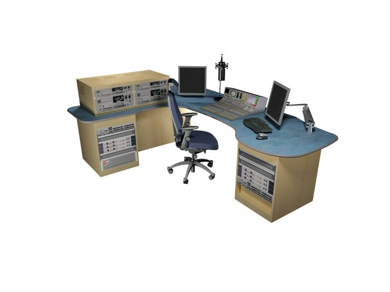 Useful Media Studio Furniture